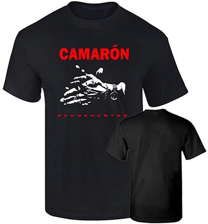Camiseta de Camarón de la Isla el reencuentro