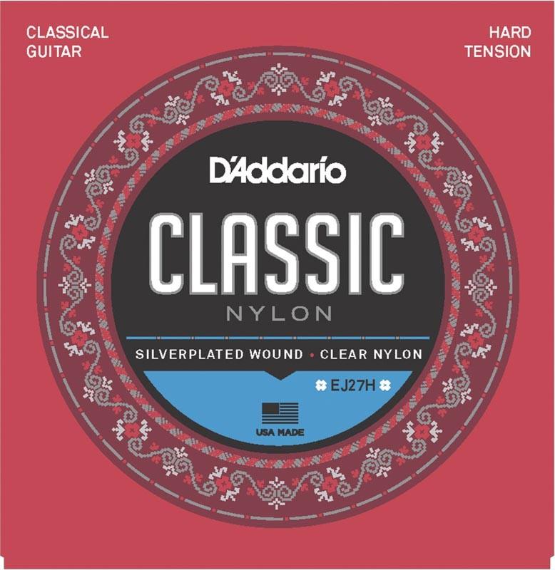 D' Addario - EJ27, las mejores cuerdas de guitarra flamenca