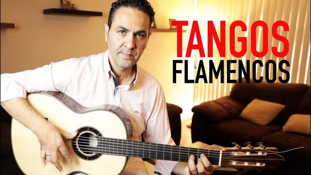 Los tangos flamencos explicados por Jerónimo de Carmen