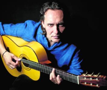 Vicente Amigo guitarrista flamenco